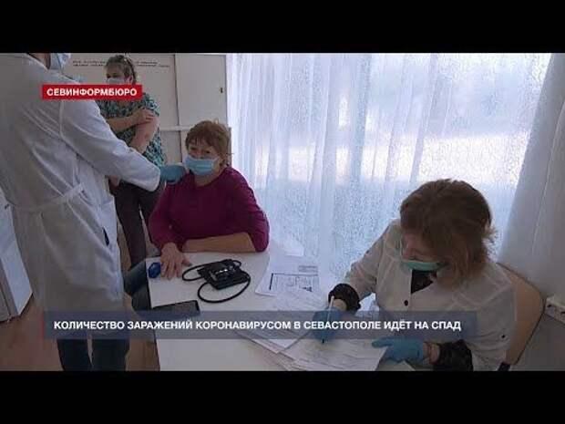 Сводка по заболеваниям коронавирусом в Севастополе за 16 апреля