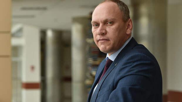 """Вячеслав Лапин: """"Мы с нашими студентами на одном корабле"""""""