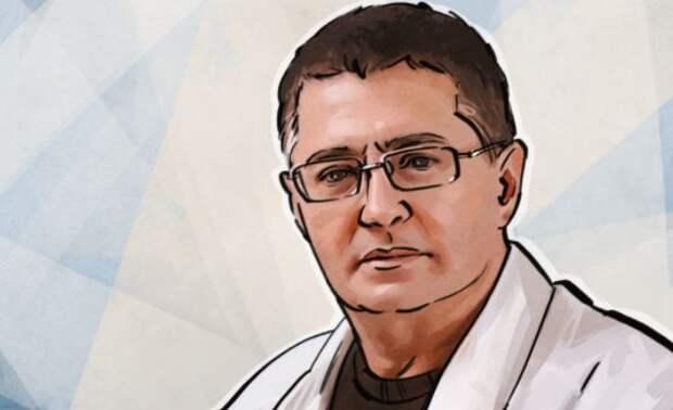 Доктор Мясников озвучил список «бесполезных таблеток»