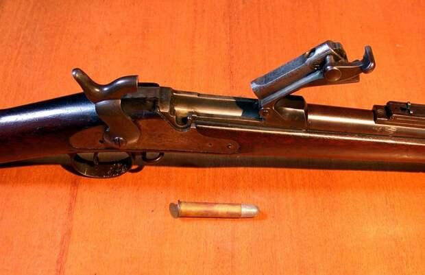 Нарезное оружие: от винтовального ружья до штурмовой винтовки