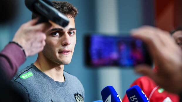 Захарян назвал своего любимого российского футболиста