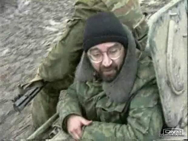 Поездка Юрия Шевчука в Чечню. 1995 год.