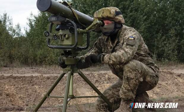 Украинские силовики обстреляли из ПТРК северную окраину Донецка – СЦКК