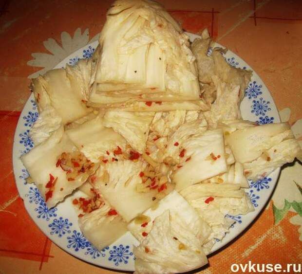 Чим-ча – огненная пекинская  капуста