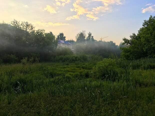 Мужчина утонул в реке Подборенка в Ижевске