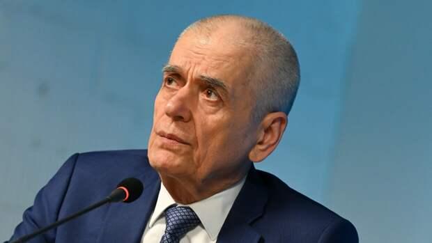 Онищенко заявил о возможном росте заболеваемости коронавирусом к осени