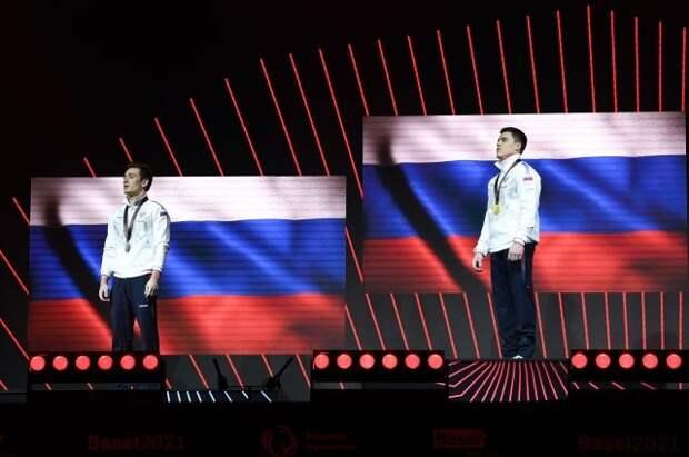 Российские гимнасты выиграли медальный зачет чемпионата Европы