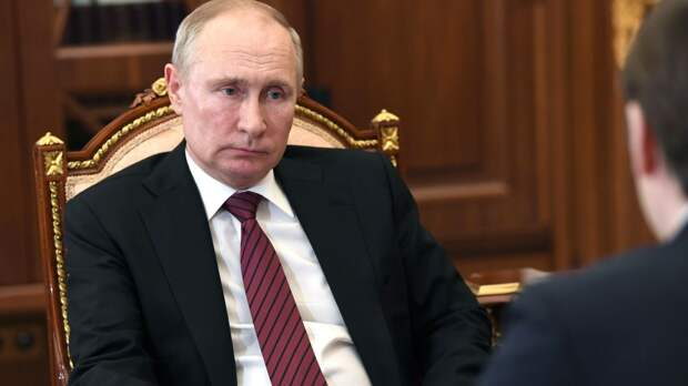 Путин призвал страны к сотрудничеству для  эффективной борьбы с COVID-19