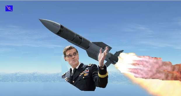 3D модель отечественной ракеты под кодовым названием Р-37М