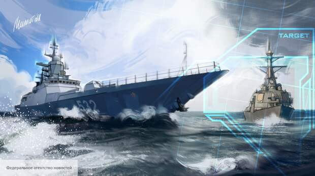 Baijiahao: маневр Тихоокеанского флота РФ вызвал панику на корабле ВМС США