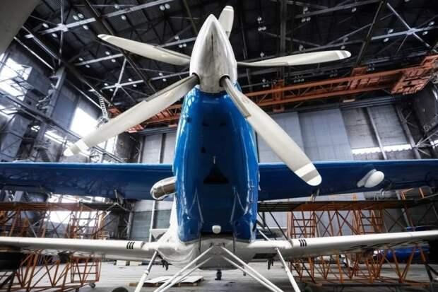В РФ провели первые испытания уникальной воздушной лаборатории