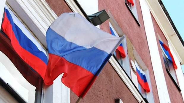 Празднование Дня Государственного флага РФ сравнили с шествиями «Бессмертного полка»