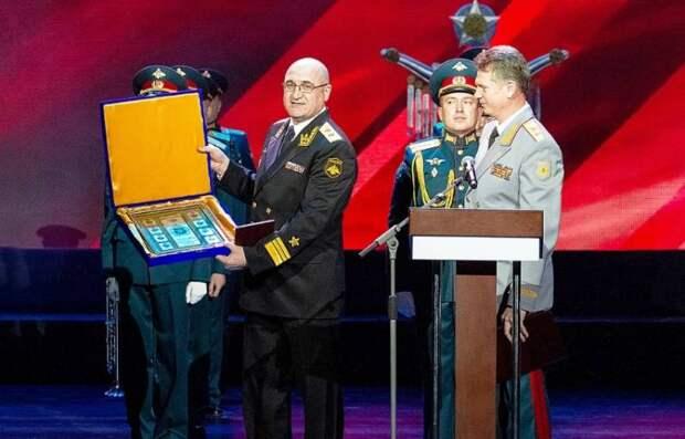13 ноября – День службы защиты государственной тайны Вооруженных сил России
