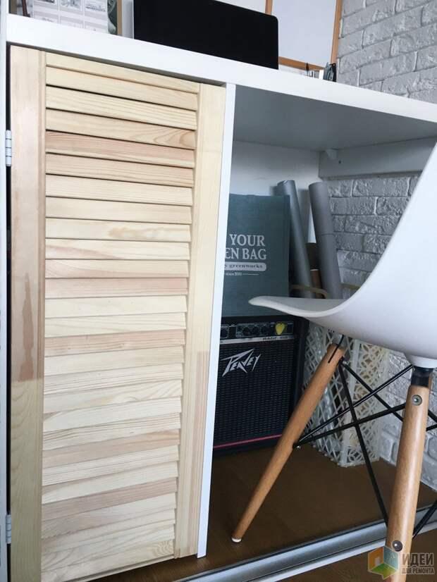 Каждый сантиметр шкафа должен работать