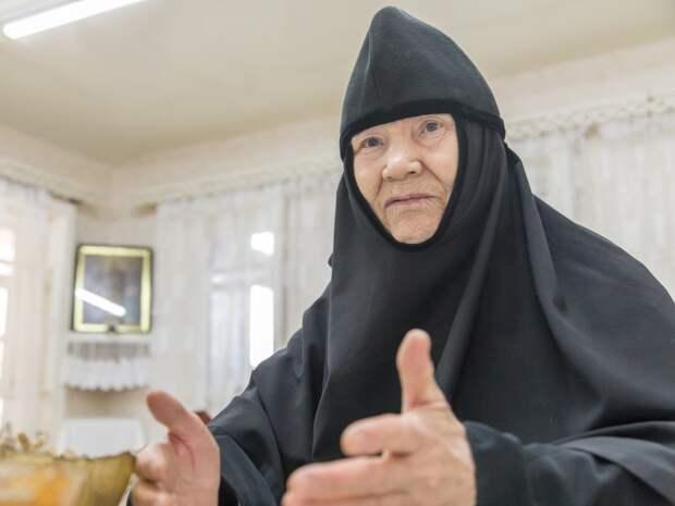 В Удмуртии скончалась настоятельница Успенского женского монастыря игумения Афанасия