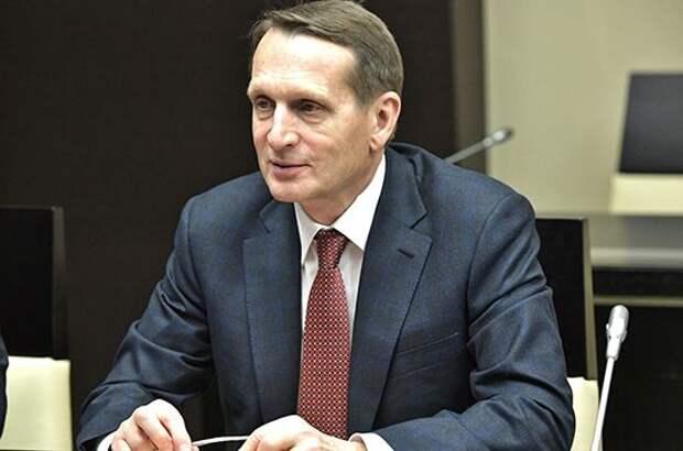 Глава СВР заявил о ключевой роли США в подготовке протестов в Белоруссии