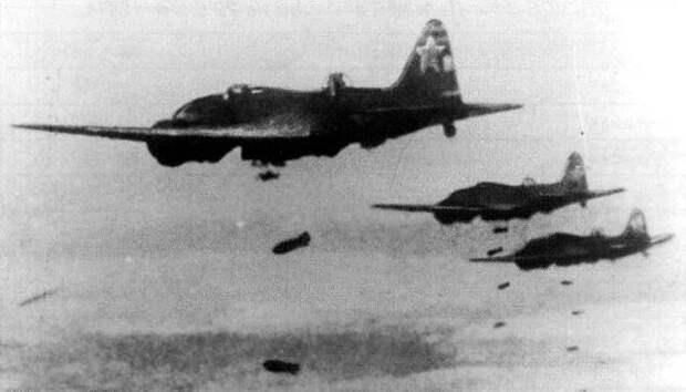 Бомбардировщики Балтийского флота