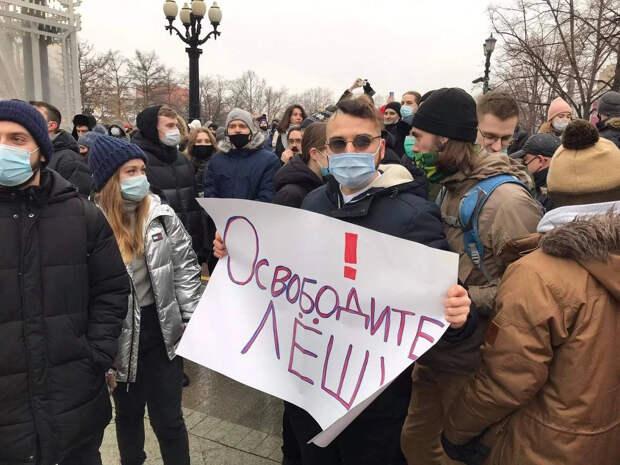 Главный итог «навальнингов» 23 января — теперь Навальный сядет