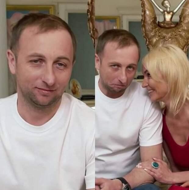 Священный Олег! Анастасия Волочкова показала возлюбленного