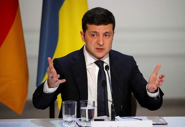 Зеленский предложил восточной Украине отмечать две победоносные даты