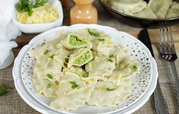 Рецепты по четвергам. Вареники с капустой (3)