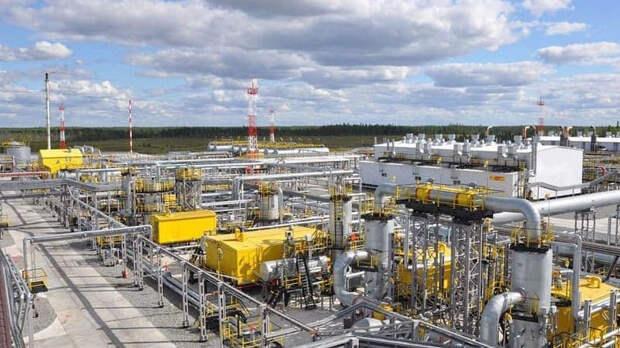 """""""Роснефть"""" объявила о запуске газового проекта """"Роспан"""""""