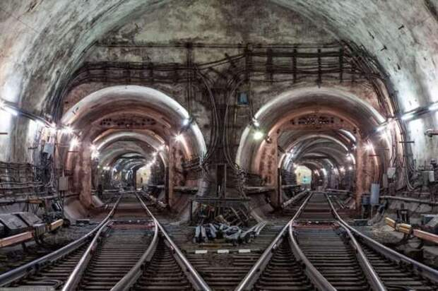 Горьковский радиус Московского метрополитена (67 фото)