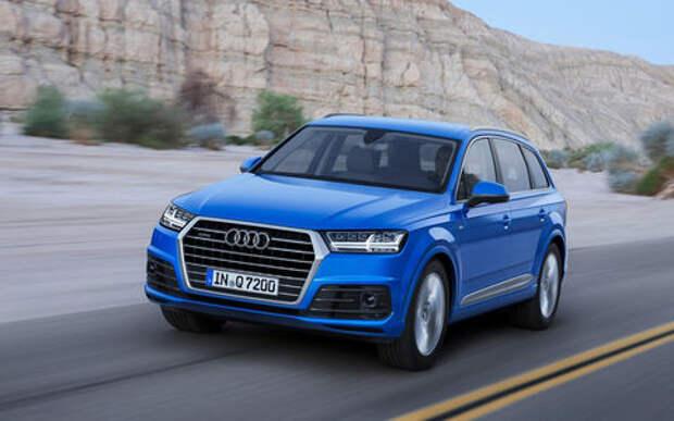 Audi отзывает автомобили в России: возможна утечка топлива!