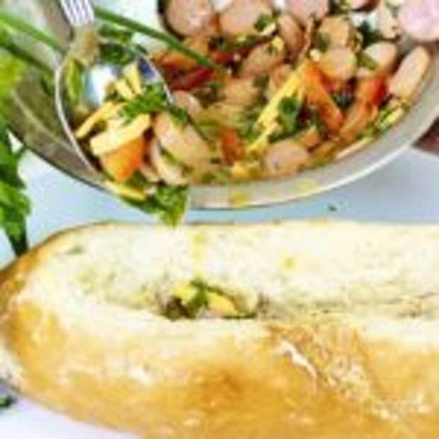 Улетные горячие бутерброды – быстрый завтрак на весь день!