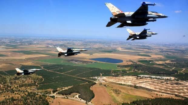 Девять жителей Газы погибли в результате ответных авиаударов ВВС Израиля