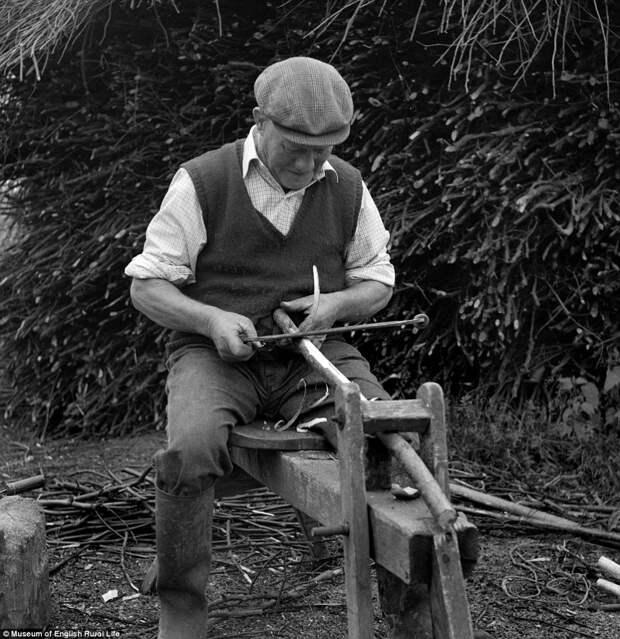 Изготовление метлы
