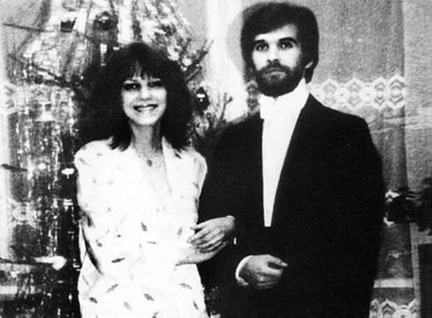 Павел Смеян и Наталья Ветлицкая | Фото: starhit.ru