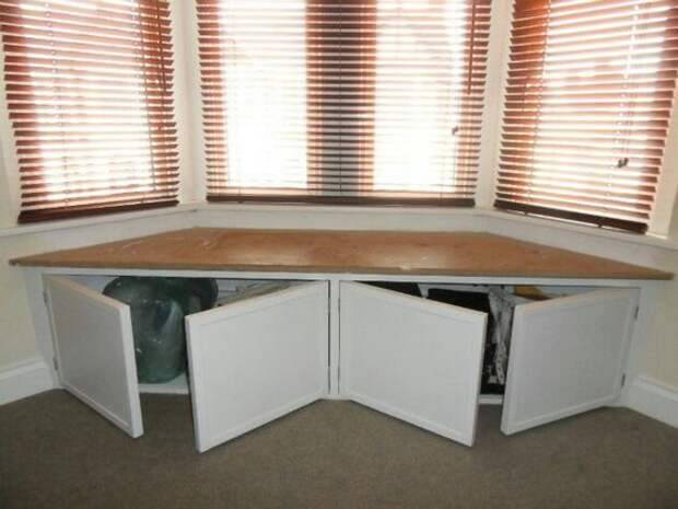 Мебель для малогабариток и маленьких квартир (МНОГО ФОТО)