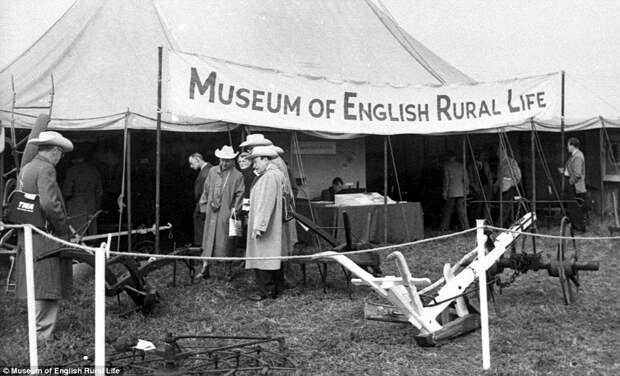 Музей сельской жизни Museum of English Rural Life