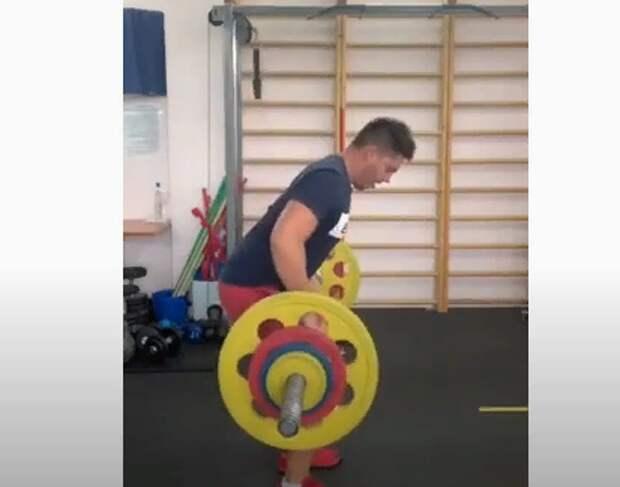 Бесплатный урок силовой гимнастики провели в центре физкультуры на Мячковском