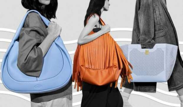 Чем больше, тем лучше: 15 стильных вместительных сумок для весны и лета 2021