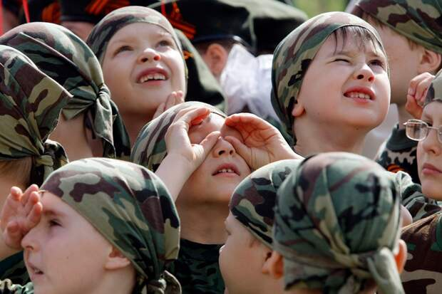 Скандальный «малышковый» парад вТверской области несостоится 9мая
