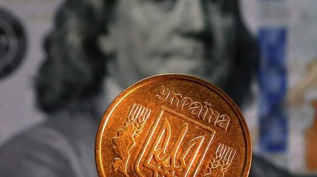 Госдолг Украины за июль вырос до $82,4 млрд