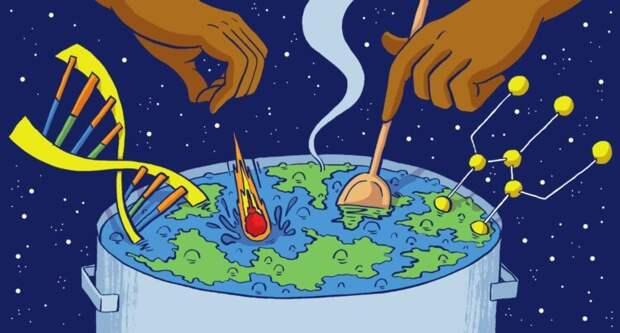 Разумная жизнь на Земле: случайность или закономерность?
