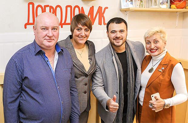 В Москве открыли кафес благотворительными обедами для пожилых