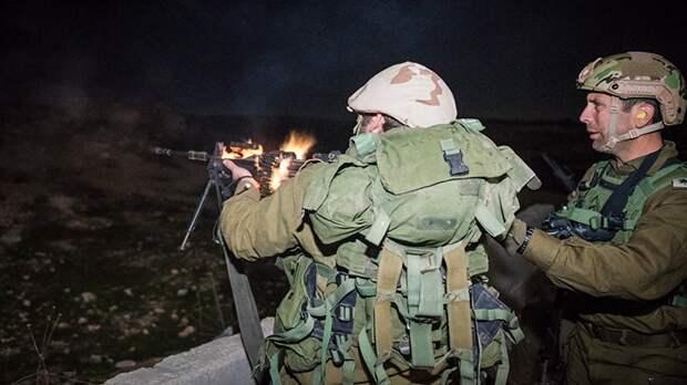 Армия Израиля сообщила о попытке нападения на один из своих постов
