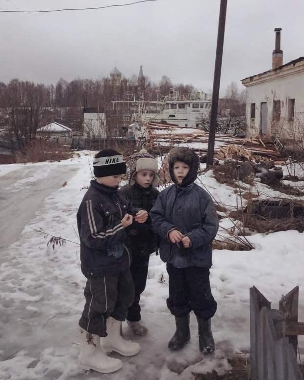 Российская провинция наiPhone: сильные итоскливые снимки Дмитрия Маркова