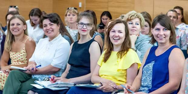 В Москве ко Дню матери пройдут бесплатные лекции и мастер-классы. Фото: mos.ru
