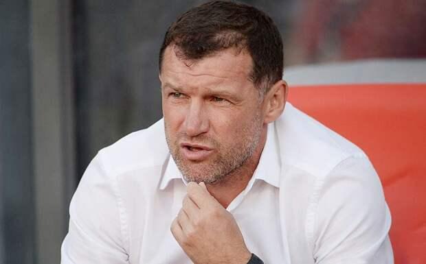 Бывший игрок «Локомотива» Гуренко уволен с должности главного тренера «Ритеряя»