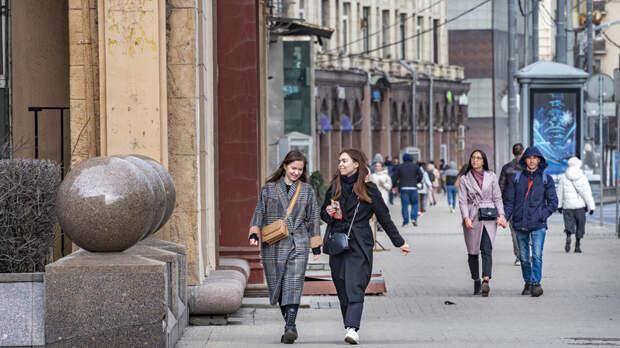 В Москве и области вновь продлили «жёлтый» уровень погодной опасности