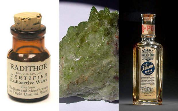 Героин, радий и еще 5 смертельных веществ, которые когда-то продавались в аптеках