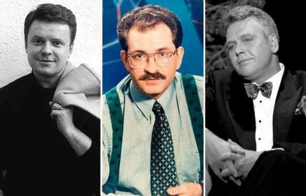 Какой была расплата за успех телеведущих 90-х 90-е, звёзды тв, цена успеха