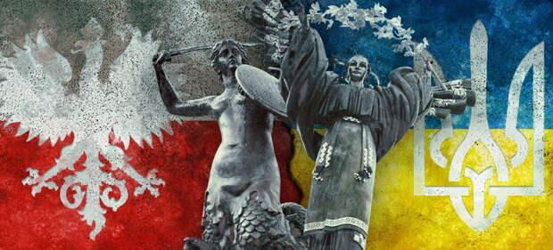 Вслед за украинскими мозгами в Польшу «перевезут» украинские земли