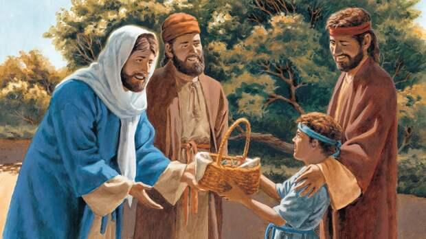 Притчи Иисуса: Притча о домовладельце и притча о бродячей овце
