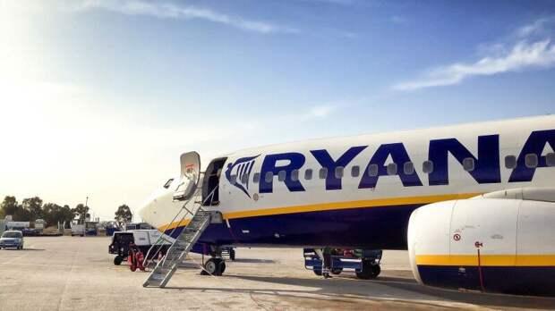 Аэродромы Бреста и Гродно не работали в день посадки борта Ryanair в Минске